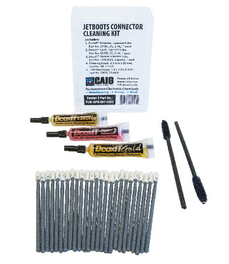 Jetboots Connector Cleaning Kit