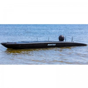 MANTAS, Unmanned Surface and Hybrid Vessels